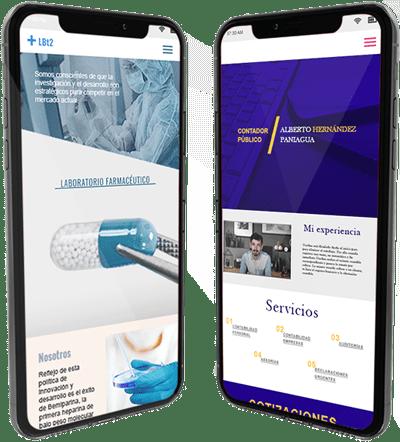diseño de sitios web responsive